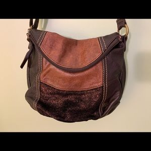 The Sak Cross Body Purse